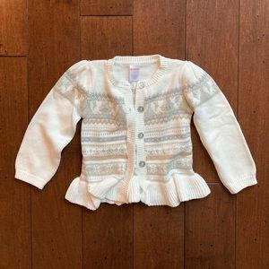 Gymboree Fairisle Cardigan (3T)
